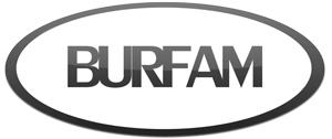 Burfam logo